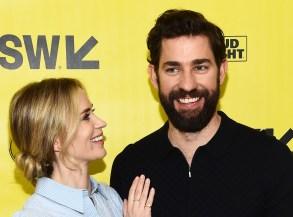 Emily Blunt and John Krasinski'A Quiet Place' film premiere, SXSW Festival, Austin, USA - 09 Mar 2018