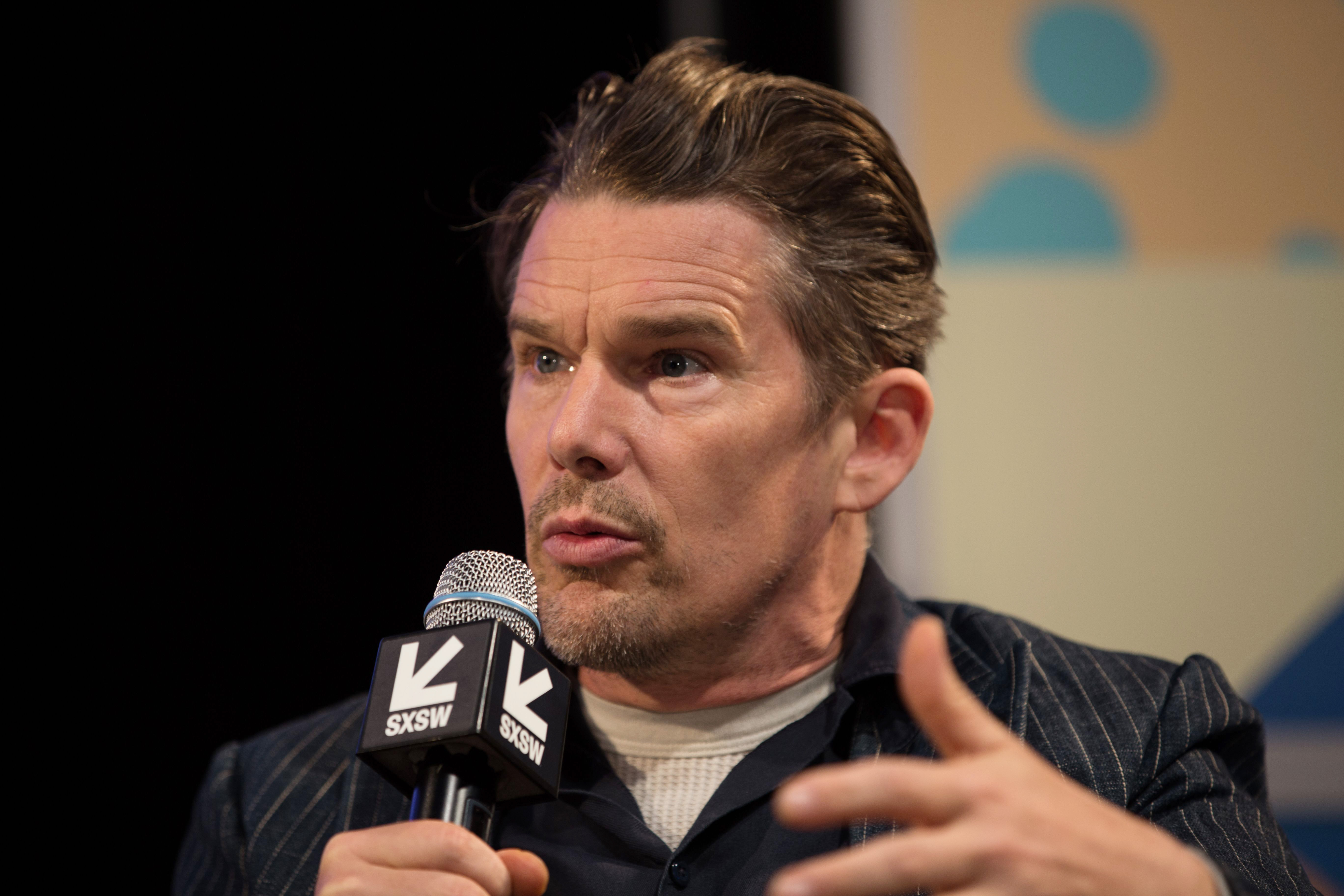 Ethan Hawke: Why the 'Before' Trilogy Feels Done and Making Another 'Boyhood' Is Unlikely — SXSW 2018