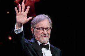 Steven SpielbergDavid di Donatello Award ceremony, Show, Rome, Italy - 21 Mar 2018