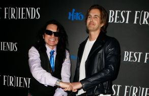 Tommy Wiseau and Greg Sestero'Best F(r)iends' film Premiere, Los Angeles, USA - 28 Mar 2018
