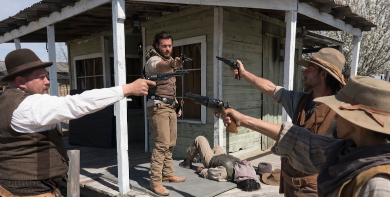 Westworld' at SXSW: Photos Inside the Town HBO Built from Scratch ...