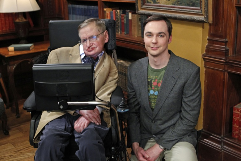 Stephen Hawking and Hollywood: A Look