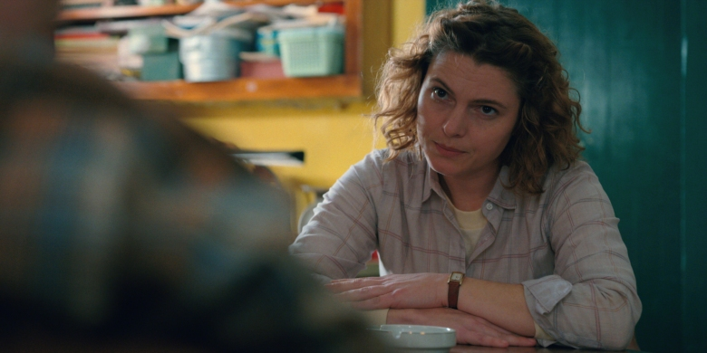 "Amy Seimetz, ""Stranger Things"""