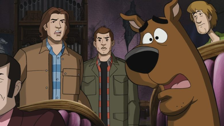 """""""Supernatural"""" episode """"Scoobynatural"""""""