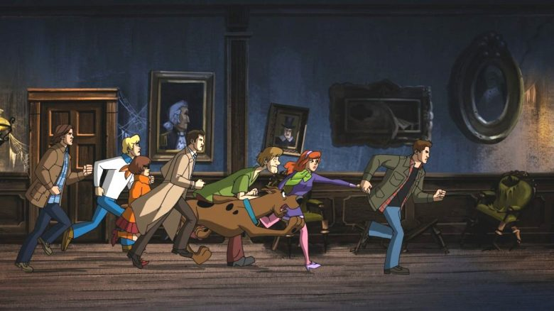 """Supernatural"" episode ""Scoobynatural"""