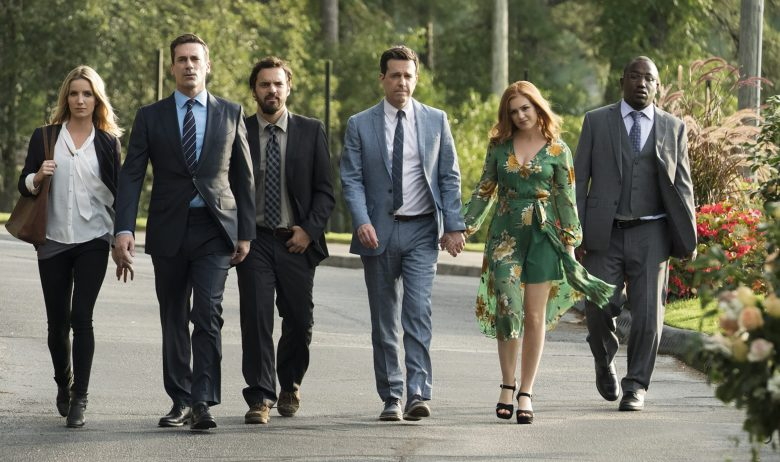 Tag Trailer A Star Studded Cast Play A Game In Wacky True Story