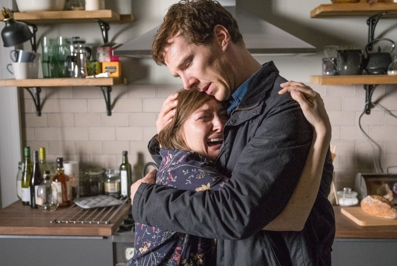 The Child In TimeMASTERPIECE on PBSSunday, April 1 at 9pm ETIn an adaptation of Ian McEwan's award-winning 1987 novel by the same name, Benedict Cumberbatch and Kelly Macdonald star as the grieving parents of a missing little girl. Set two years after the girl's disappearance, the film explores the dark territory of a marriage devastated, the loss of childhood, the fluidity of time, grief, hope and acceptance.Shown from left to right: Kelly Macdonald as Julie Lewis and Benedict Cumberbatch as Stephen LewisFor editorial use only. No third party rights granted.Courtesy of Pinewood Television, SunnyMarch TV and MASTERPIECE for BBC One and MASTERPIECE