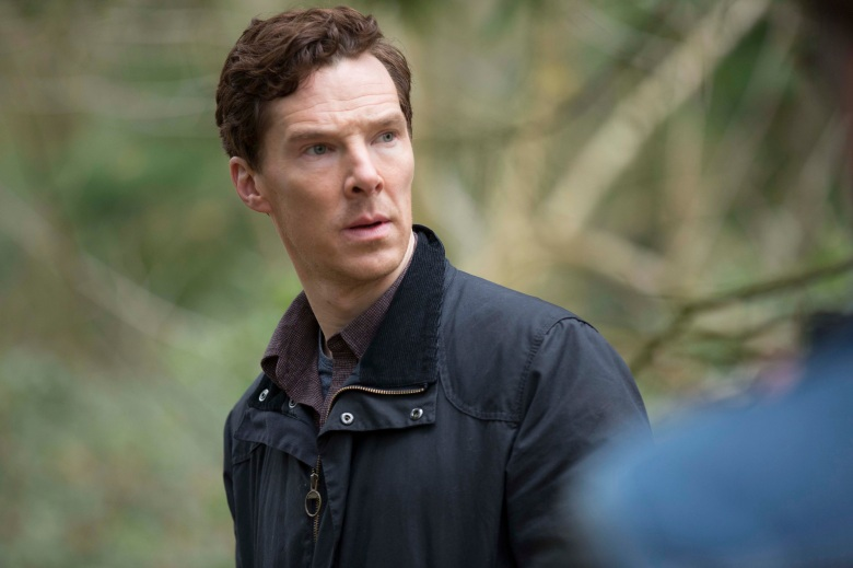 "Benedict Cumberbatch, ""The Child In Time"""