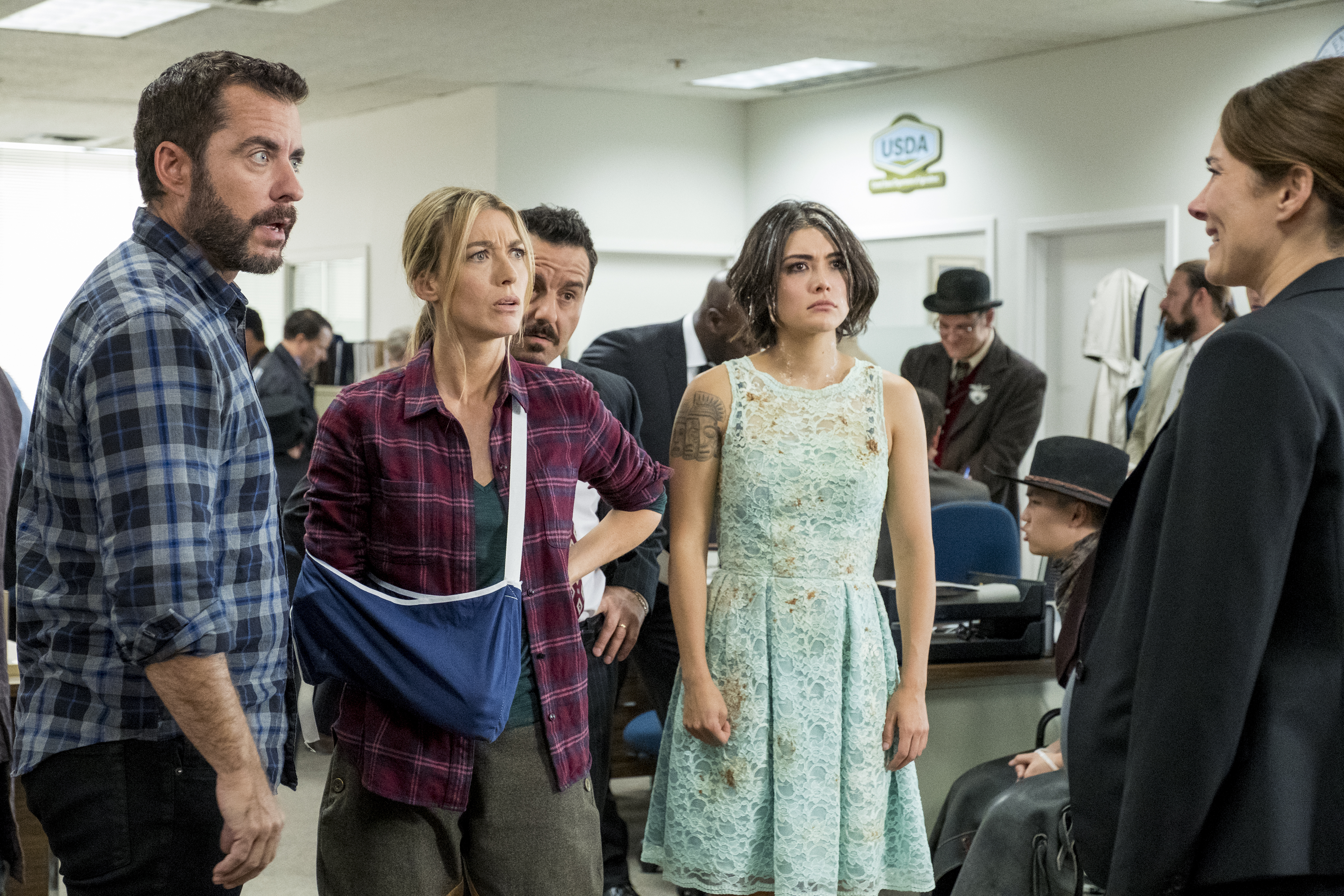 The Detour TBS Season 3 Finale Station
