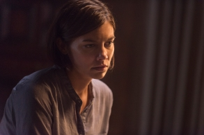 Lauren Cohan as Maggie Greene - The Walking Dead _ Season 8, Episode 13 - Photo Credit: Gene Page/AMC