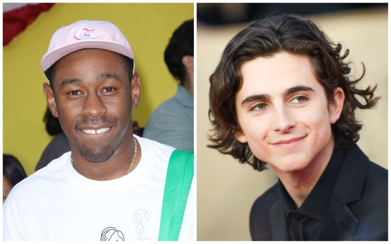 Tyler The Creator Drops New Song With Ode to Timothée
