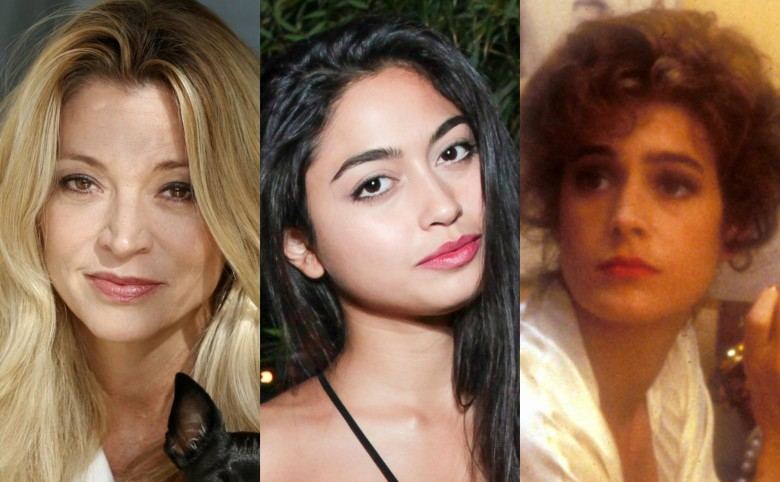 """Katherine Kendall, Ambra Gutierrez, Sean Young """"Weinstein"""" Doc"""