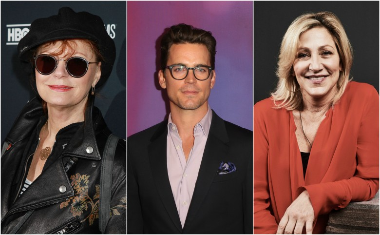 Susan Sarandon Matt Bomer Edie Falco YouTube Red Vulture Club