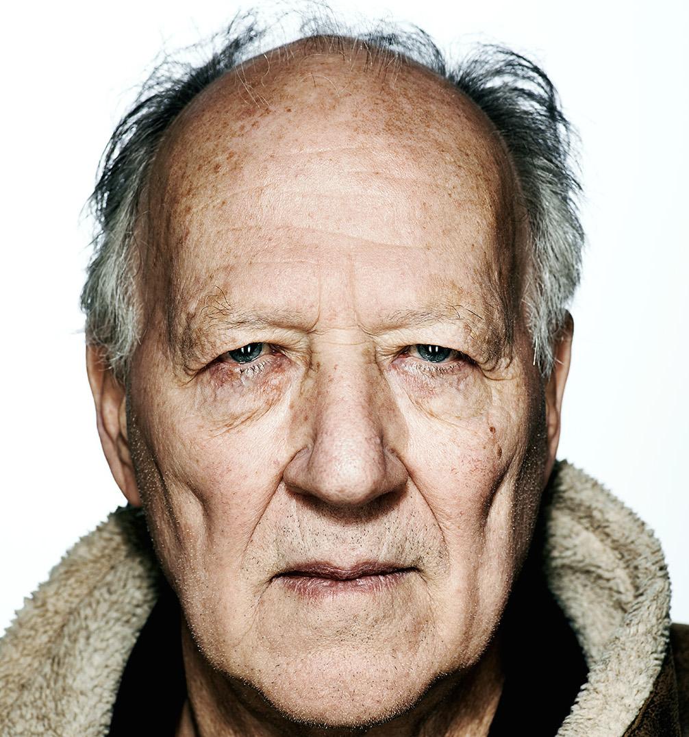 Werner Herzog, by Daniel Bergeron