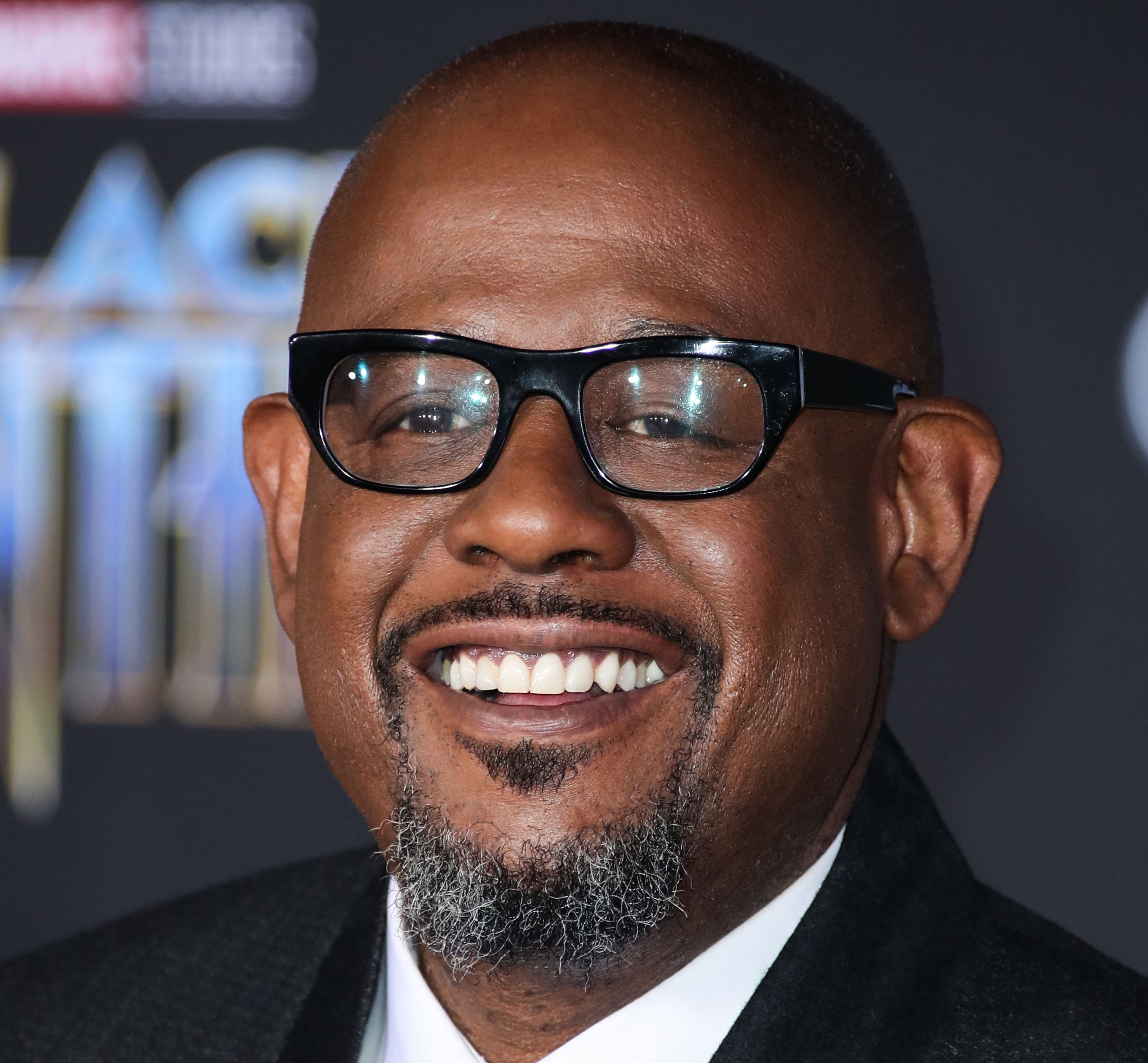 Forest whitaker on the spirit of inclusion behind black for The whitaker