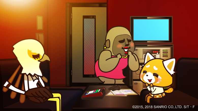 Aggretsuko Review Netflixs Death Metal Red Panda Show Is