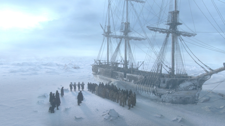 The Terror' Was Not Shot on Location or Even Outside — It's All CGI