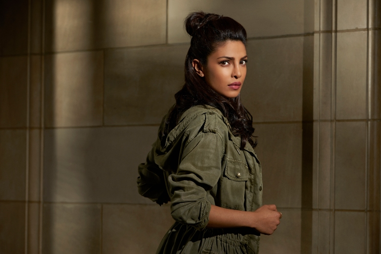 "QUANTICO - ABC's ""Quantico"" stars Priyanka Chopra as Alex Parrish. (ABC/Bob D'Amico)"