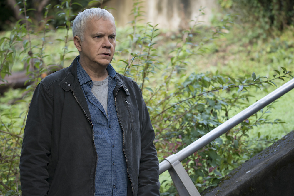 Here and Now Season 1 Episode 10 It's Here Tim Robbins
