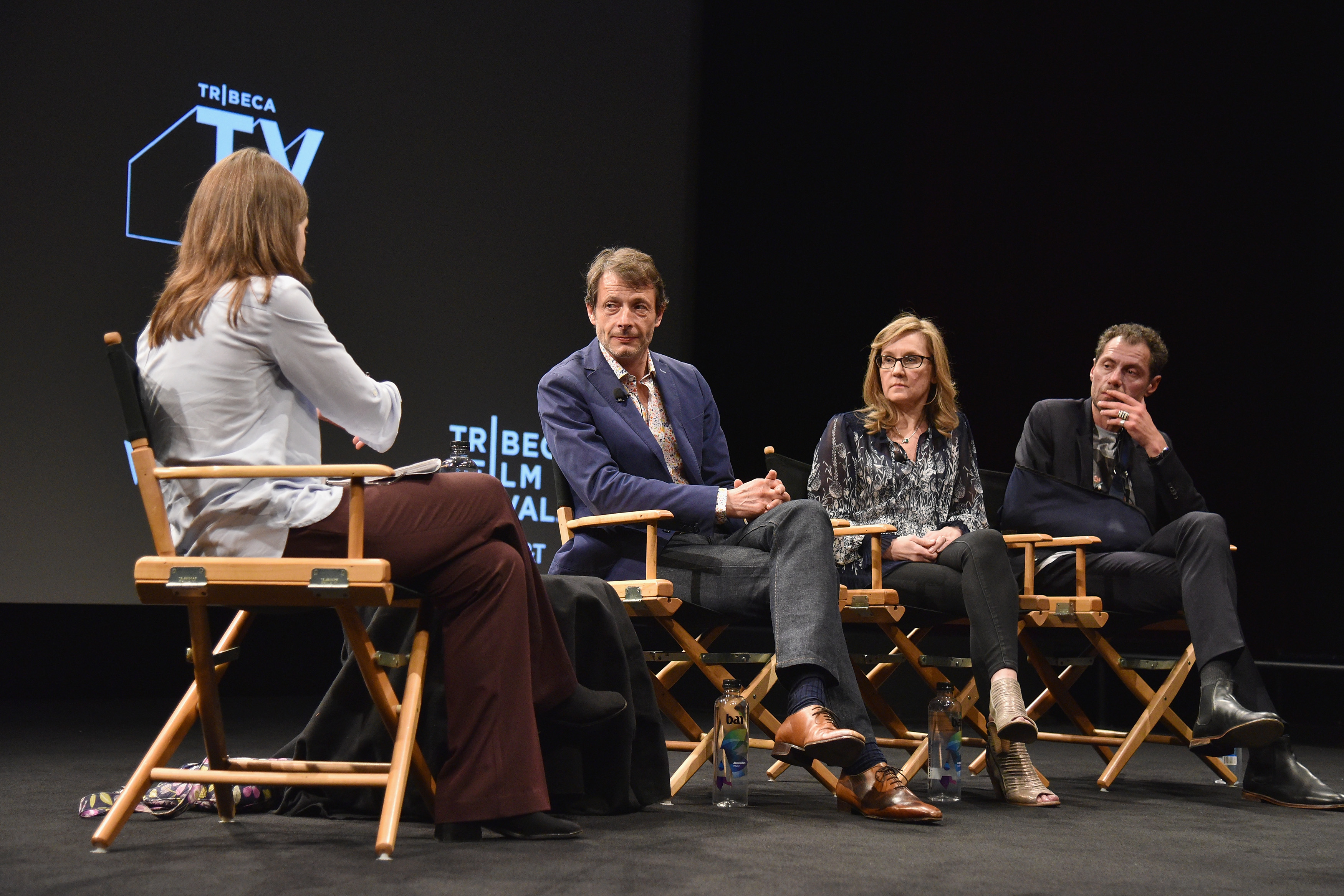 Jean-Xavier de Lestrade also explained why