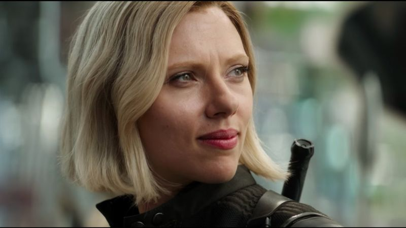 Scarlett Johansson Leak Video