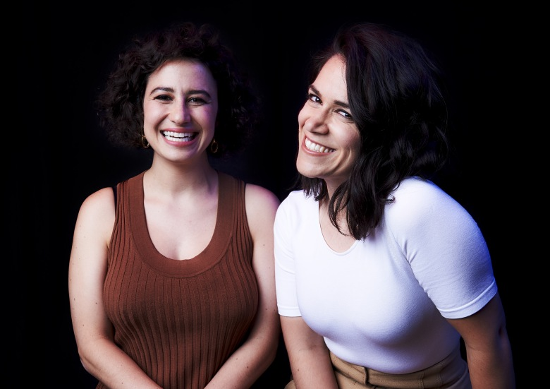Ilana Glazer and Abbi Jacobson from 'Broad City'TVLine Portrait Studio, Day 3, Comic-Con International, San Diego, USA - 22 Jul 2017