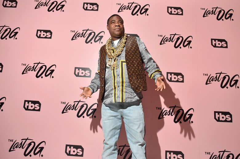 Tracy Morgan'The Last O.G.' TV show premiere, Arrivals, New York, USA - 29 Mar 2018