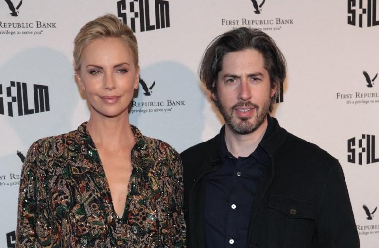 Jason Reitman and Charlize Theron'Tully' film screening, San Francisco International Film Festival, USA - 08 Apr 2018