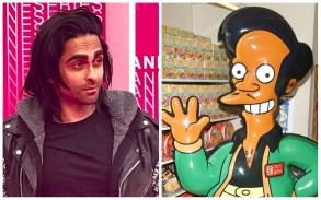 Adi Shankar Simpsons Apu