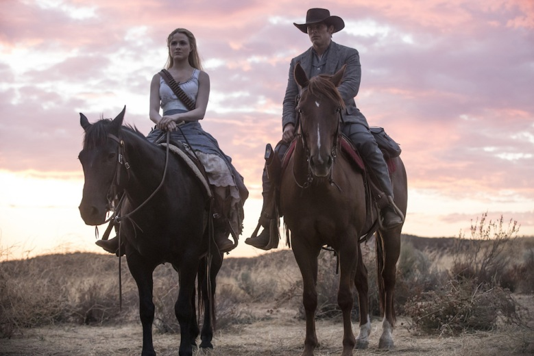 Westworld Season 2 Evan Rachel Wood James Marsden