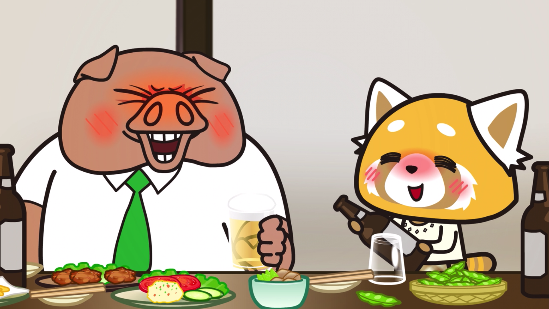 8fe3a9f5e 'Aggretsuko': 5 Things You Didn't Know About Netflix's Kawaii  Counterculture Cartoon