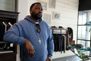 "ATLANTA Robbin' Season -- ""Woods"" -- Season Two, Episode 8 (Airs Thursday, April 19, 10:00 p.m. e/p) Pictured: Brian Tyree Henry as Alfred Miles. CR: Curtis Baker/FX"