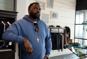 """ATLANTA Robbin' Season -- """"Woods"""" -- Season Two, Episode 8 (Airs Thursday, April 19, 10:00 p.m. e/p) Pictured: Brian Tyree Henry as Alfred Miles. CR: Curtis Baker/FX"""
