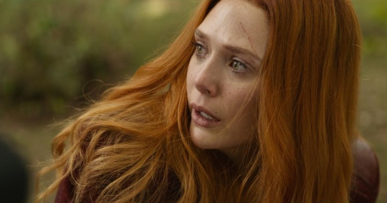Elizabeth Olsen Clears Up Those Scarlet Witch Spinoff Rumors