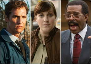 """True Detective,"" ""Fargo,"" ""The People v OJ: American Crime Story"""