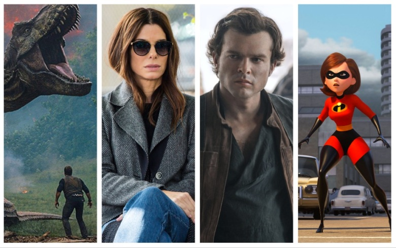 2018 Blockbuster Movies: Action, Superhero & Comedies You Need To