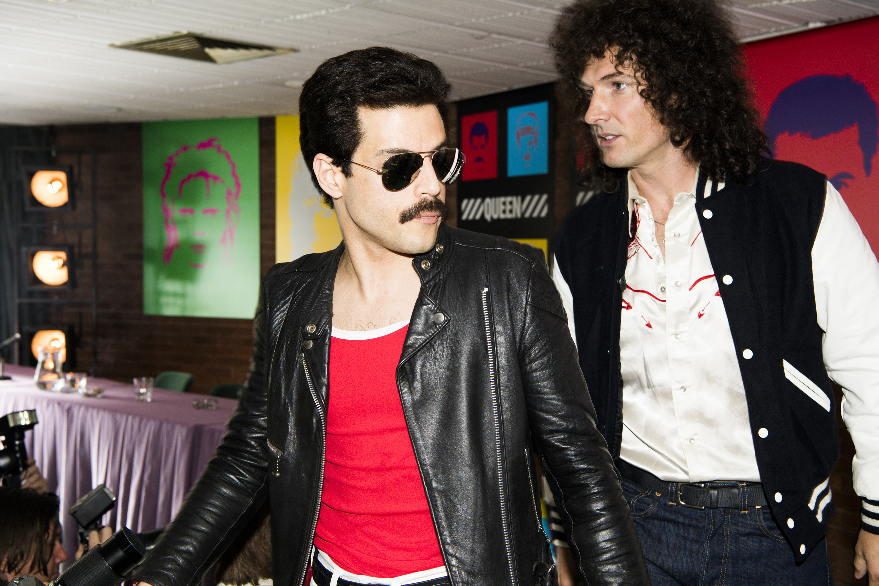 'Bohemian Rhapsody': Rami Malek's Freddie Mercury Footage Stuns Cinemacon, but Without a Director