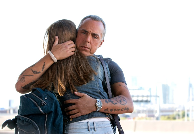 "Madison Lintz and Titus Welliver, ""Bosch"""