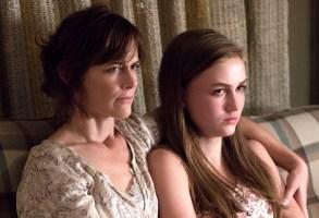 "Sarah Clarke and Madison Lintz, ""Bosch"""