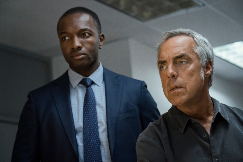 Bosch: Eleanor's Big Scene and Season 5 | IndieWire