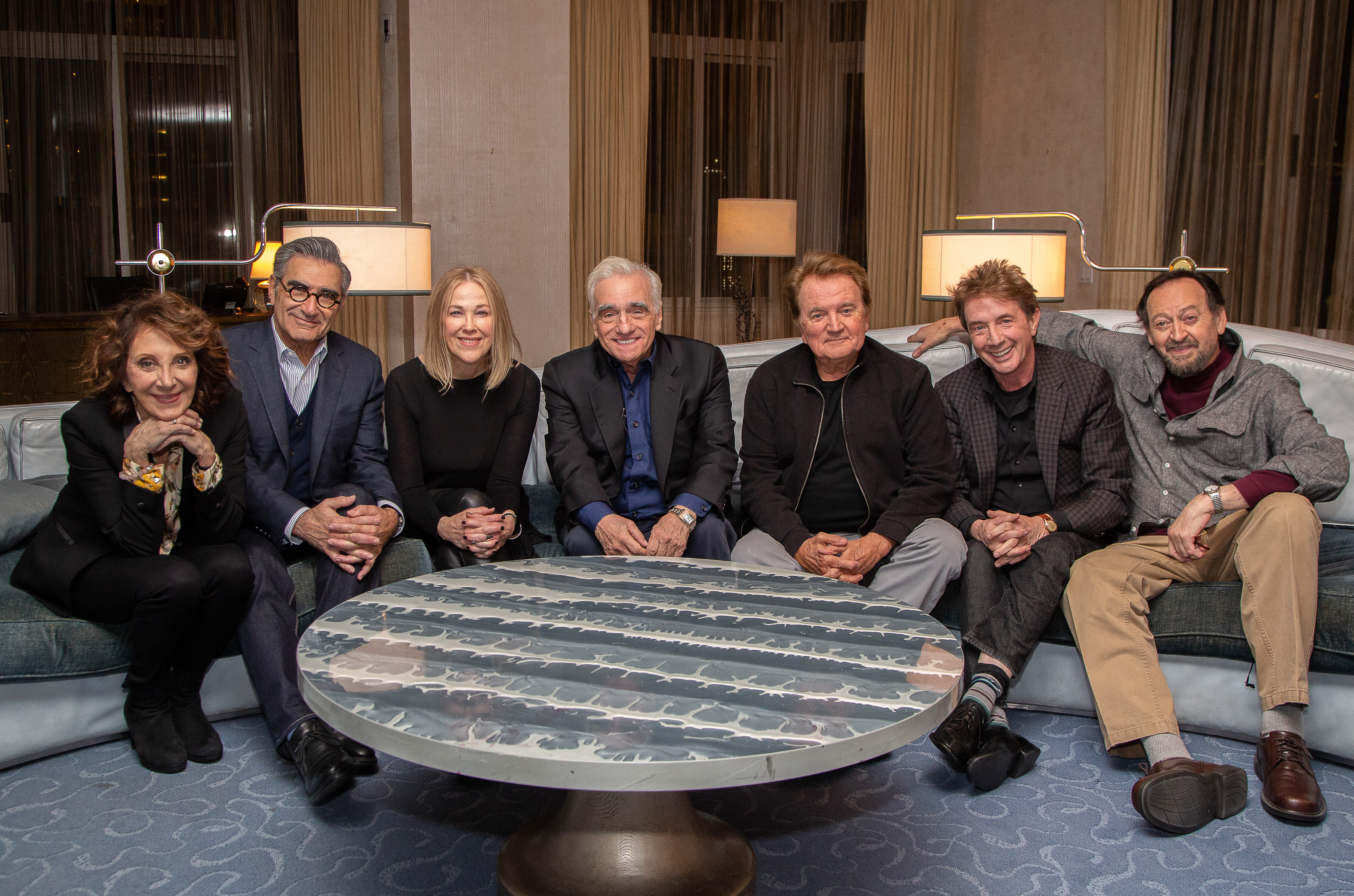 SCTV Reunion Doc for Netflix Will Be Directed by Martin Scorsese