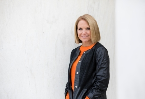Washington, DC - Katie Couric. (National Geographic/Rebecca Hale)