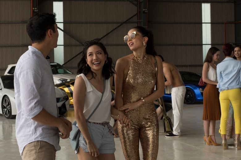 Constance Wu Sonoya Mizuno Crazy Rich Asians