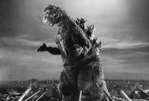 Ishiro Honda's 1954 Godzilla