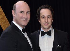 Matthew Greenfield and David Greenbaum90th Annual Academy Awards, Executive Arrivals, Los Angeles, USA - 04 Mar 2018