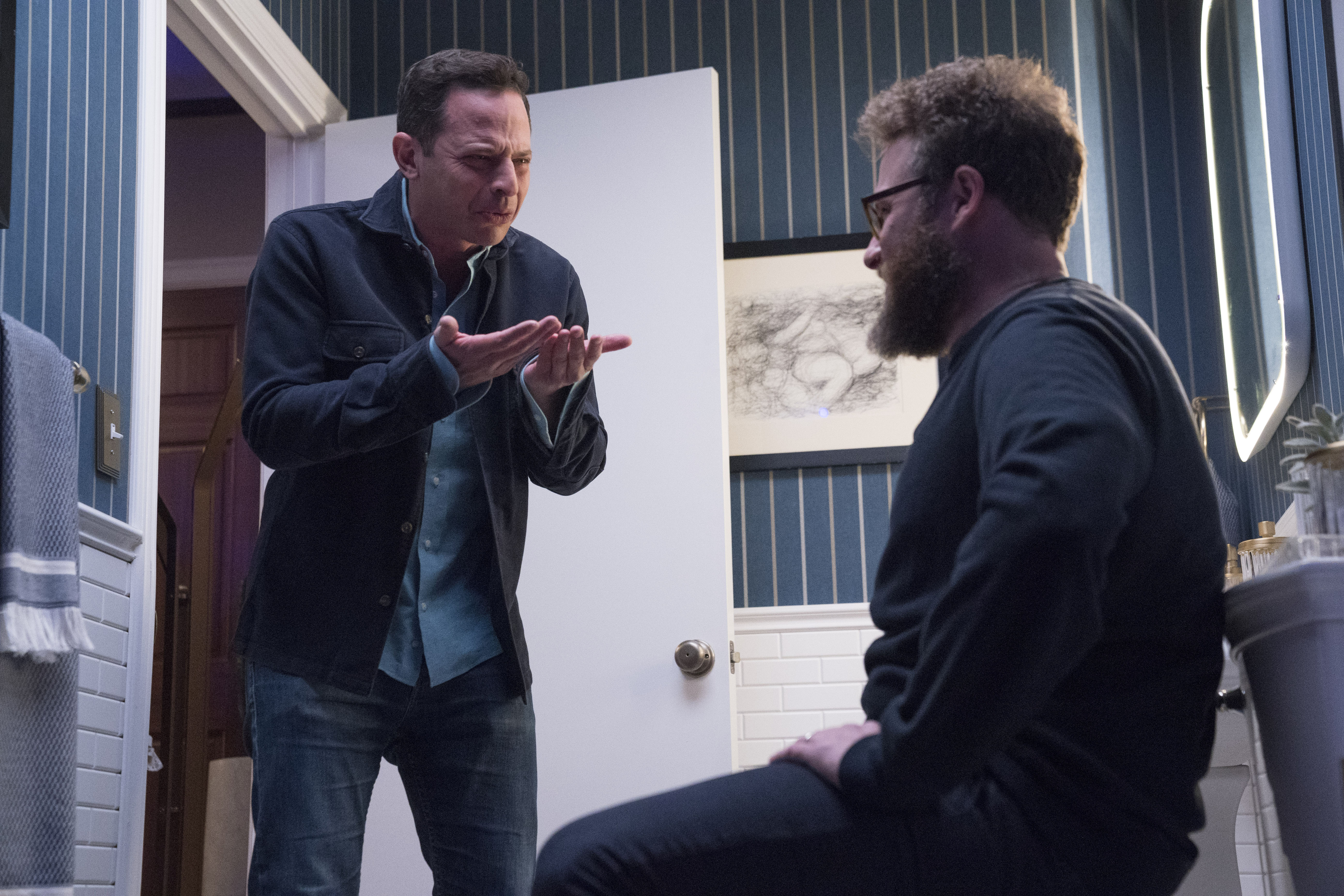 Seth Rogen on Netflix: 'Hilarity for Charity' is Sweet, Messy