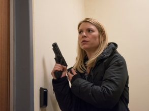 Homeland Season 7 Episode 11 Claire Danes