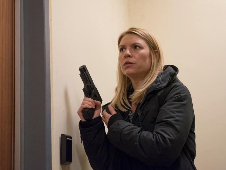 Homeland Season 7 Episode 11 Claire Danes