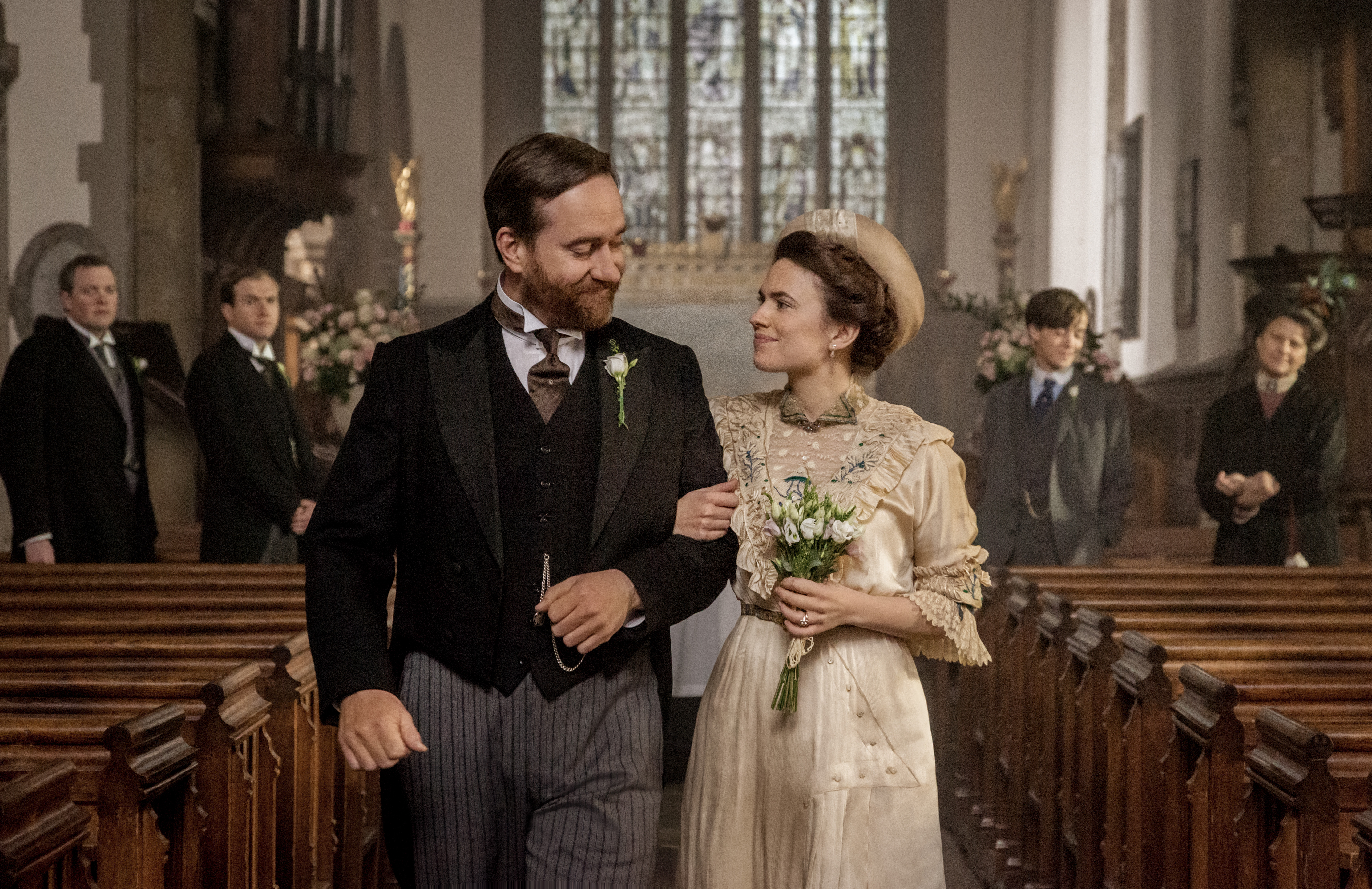Howards End 2018 Marriage