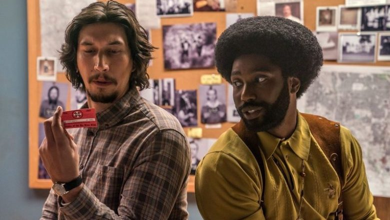 Image result for the blackkklansman 2018 movie
